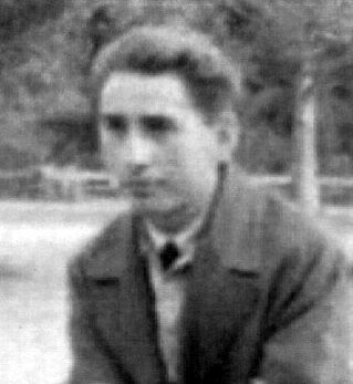 Henryk Werpachowski. Fot. udostępniła Jadwiga Buchacz