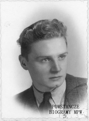 """Jan Matynia-Łyżwiński """"Lewandowski"""". Fot. AR MPW"""