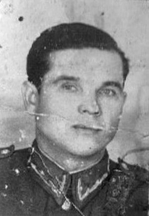 Adam Gromadka. Fot. z archiwum rodzinnego Tomasza Gromadki.