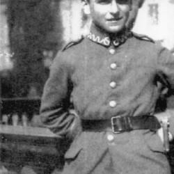 Kazimierz Makarczyk w 1920 r.