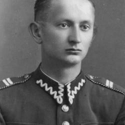 ppor. Mieczysław Tuszyński