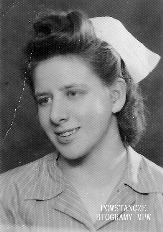 """Barbara Filipowicz-Tomaszewska """"Barska"""". Fot. archiwum rodzinne"""