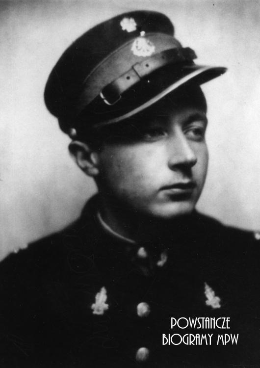 """Kazimierz Kulesiński ps. """"Wilnianin"""". Fot. AR MPW"""
