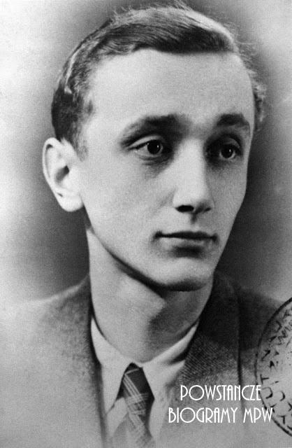 """Tadeusz Sumiński """"Leszczyc"""" (1924-2009) Fot. AR MPW"""