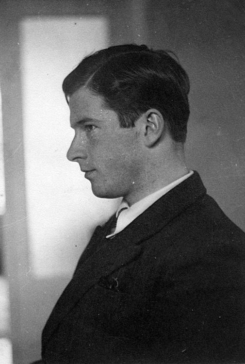Stanisław Wituński. Zdjęcie ze zbiorów Grzegorza Fryszczyna.