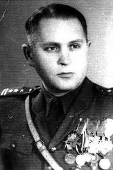 """Zbigniew Turski """"Obuch"""". Fot. archiwum rodzinne."""