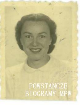 """Wanda Wyszyńska """"Monika"""". Fot. AR MPW"""