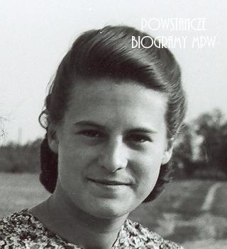 "Irena Celichowska ""Ania"" (1925-1991)"