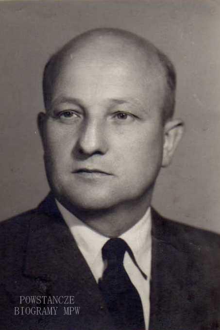 """Henryk Zakrzewski """"Natan"""". Fot. z archiwum rodzinnego córki."""