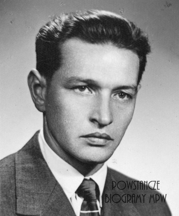 """Zdzisław Fryziak """"Synek"""" (1925-1989) Fot. ze zbiorów Muzeum Powstania Warszawskiego, sygn. P/3956"""