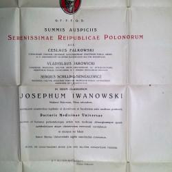Z archiwum rodzinnego córki, p. Elżbiety Szulakowskiej