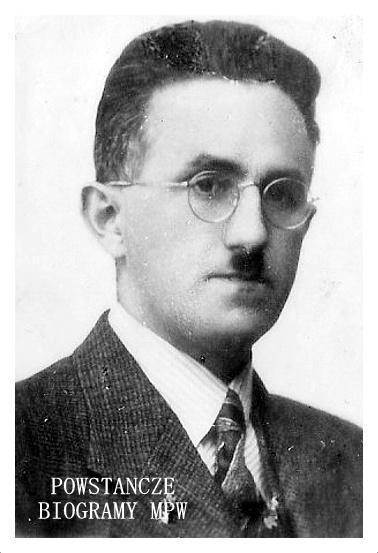 """Witold """"Rola"""" Stanisławski (1901-1944). Fot. z archiwum rodzinnego udostępnione przez Zofię Stanisławską"""