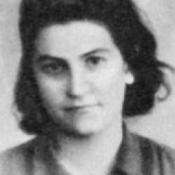 Maria Julia Tyszyńska. Fot. udostępniła M. Ciok