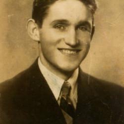 Jan Churek (1911-1944) Fot. z archiwum rodzinnego.