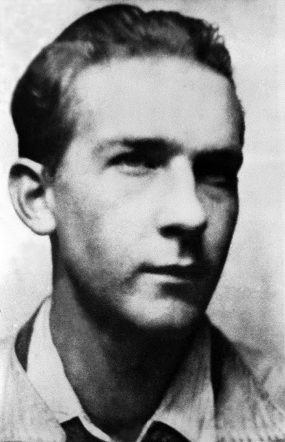 """Wiesław Krajewski ps. """"Sem"""", """"Miki"""" (1923-1944) Fot. AR MPW"""