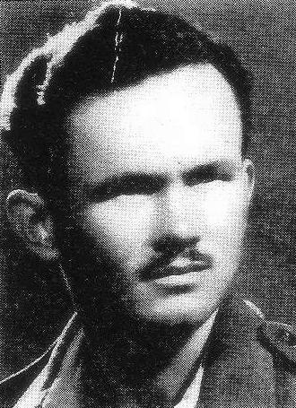 """kpr. pchor. Andrzej Celarek """"Sawa"""" (1920-2016)"""