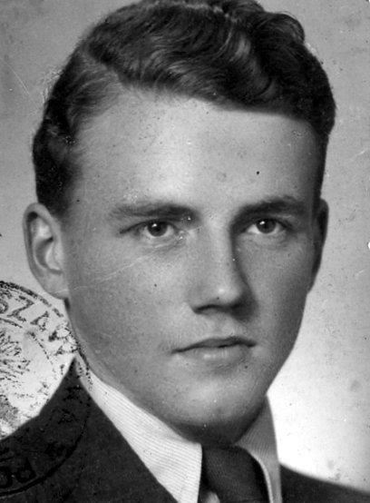 Adam Stefanowski, 1944 rok. Fotografia z archiwum rodzinnego Michała Stefanowskiego.