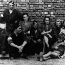 Mokotów 1944 r.  Fot. z archiwum rodzinnego Marka Dygi, obecnie w zbiorach MPW
