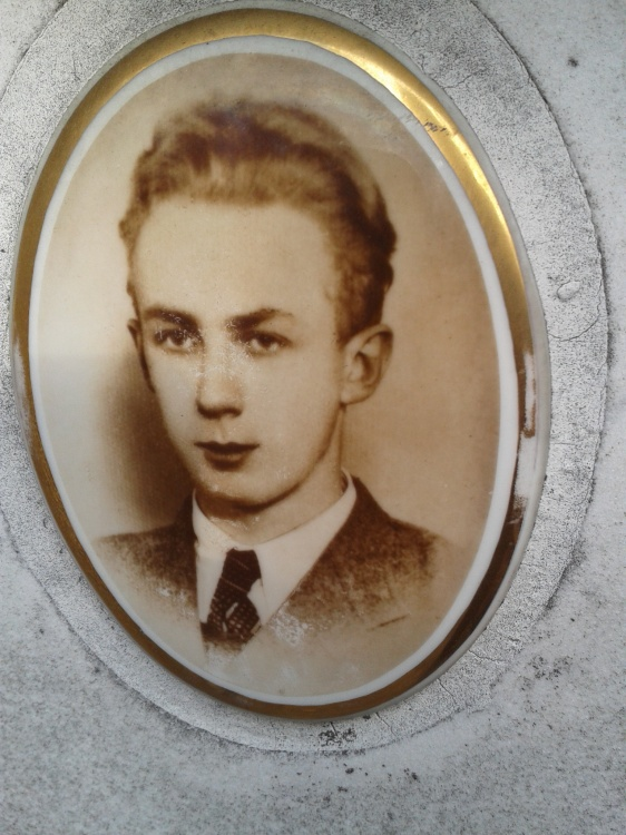 """Zbigniew Adamczyk """"Gordon"""". Fot. Mariusz i Paulina Skrońscy."""