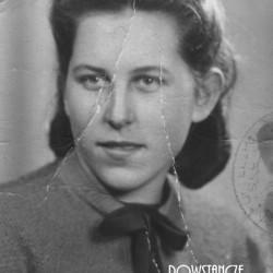 Anna Szaruch, po mężu Łoń ps.