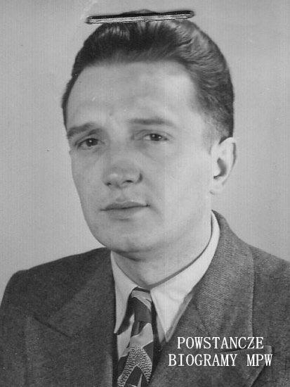 """Stefan Orczykowski """"Sokół III"""" (1929-2013). Fot. udostępnione przez Jana Wawszczyka"""