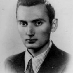 Zdjęcie okupacyjne Janusza Domaradzkiego