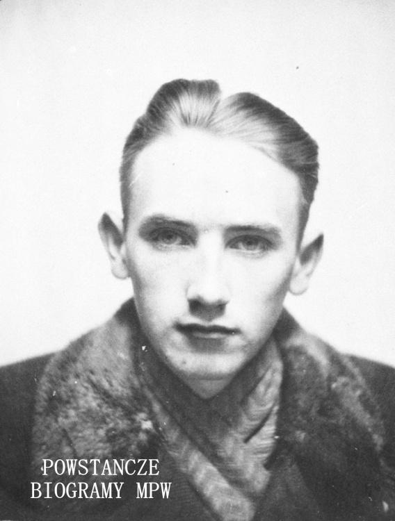 """Jerzy Józef Mulewicz """"Józek"""" (1928-1944). Fot. ze zbiorów Muzeum Powstania Warszawskiego, sygn. MPW-IH/4396"""