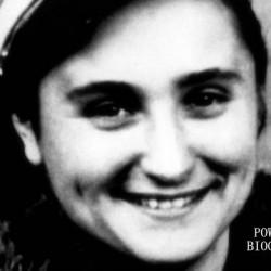 Siostra Janina Chmielińska w czasie studiów. Fot. z archiwum Janiny Chmielińskiej SJK