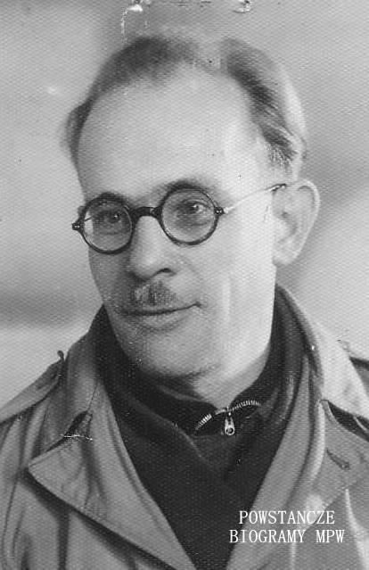 Zygmunt Simbierowicz. Fot. udostępnione przez Główną Bibliotekę Lekarską.