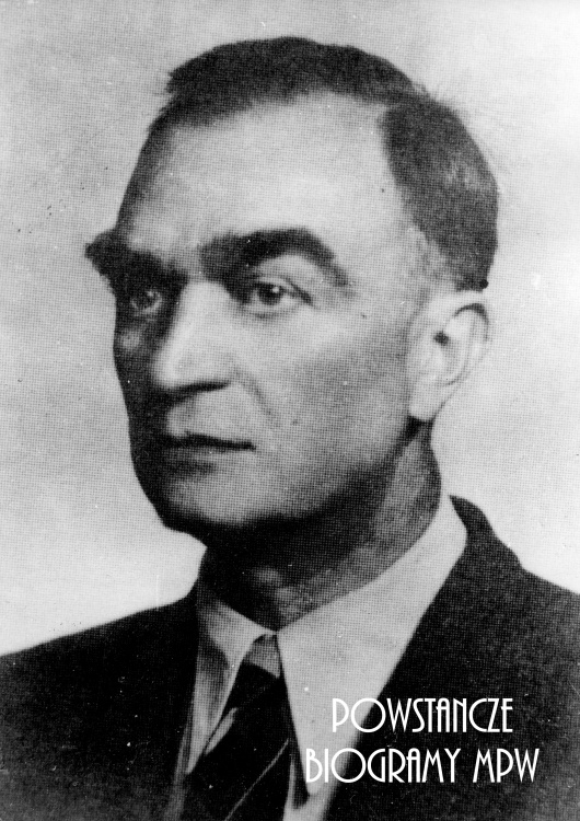 """Płk dypl. Józef Szostak """"Filip"""" (1897-1984). Fot. ze zbiorów Muzeum Powstania Warszawskiego, sygn. MPW-IK/1084"""