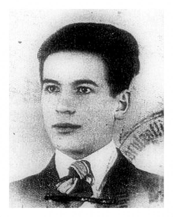 """Feliks Arak ps. """"Lew"""" (1924-2014) Fot. AR MPW"""