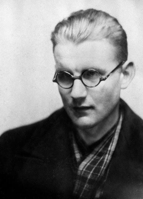 """Andrzej Długoszowski ps. """"Andrzej Długi"""" (1922-1944)  Fot.AR MPW"""