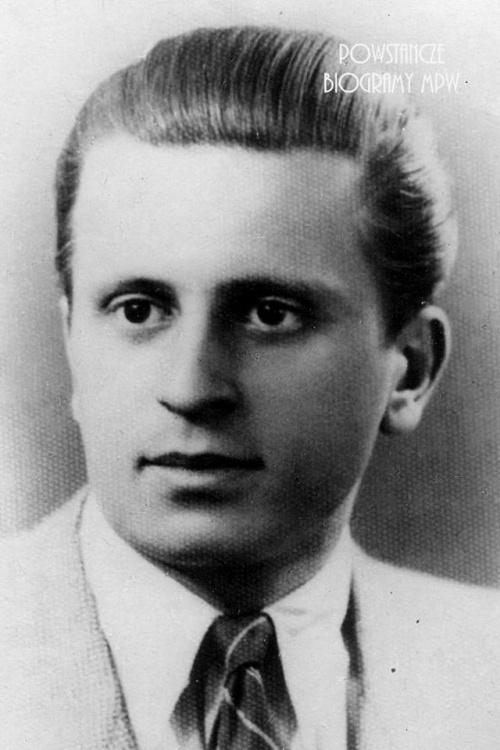 """Jerzy Rusecki ps. """"Różyc"""" (1920-1944). Fot. archiwum rodzinne."""
