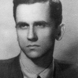 Andrzej Korolkiewicz - zdjęcie z lat okupacji.