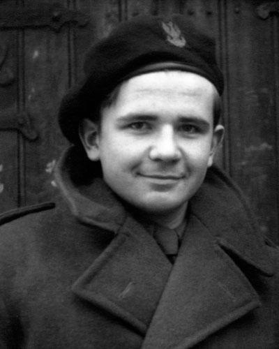 """Zbigniew Czajkowski-Dębczyński """"Deivir"""" (1926-1999). Fot. archiwum prywatne"""