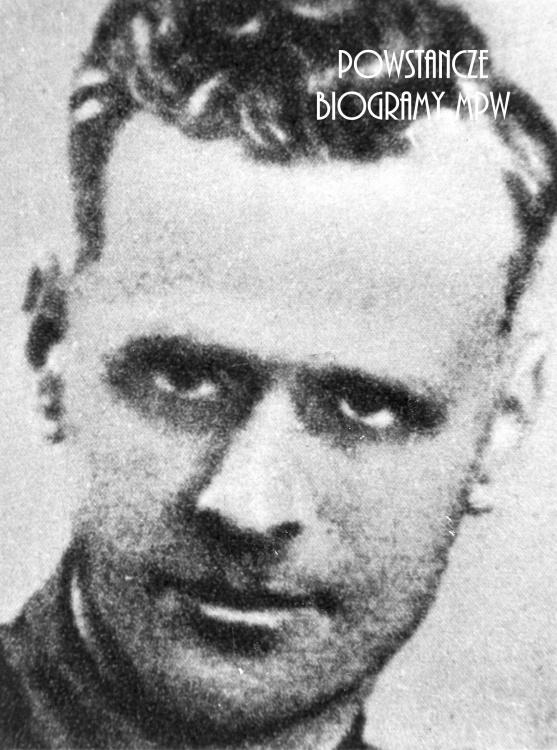 """Rtm. Adam Rzeszotarski  """"Żmija"""" (1903-1971). Fot. ze zbiorów Muzeum Powstania Warszawskiego, sygn. MPW-IK/997"""