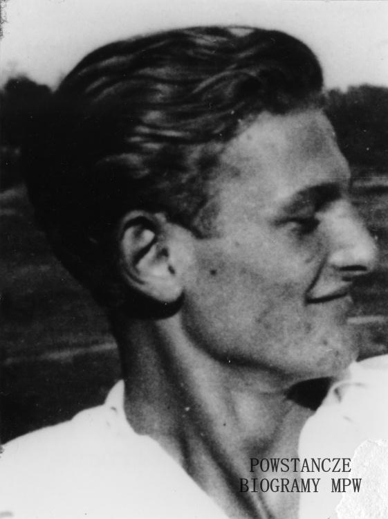 """Kapral Ryszard Borkowski ps. """"Gerard"""" (1926-1944). Fot. ze zbiorów Muzeum Powstania Warszawskiego, sygn. MPW-IP/5559"""