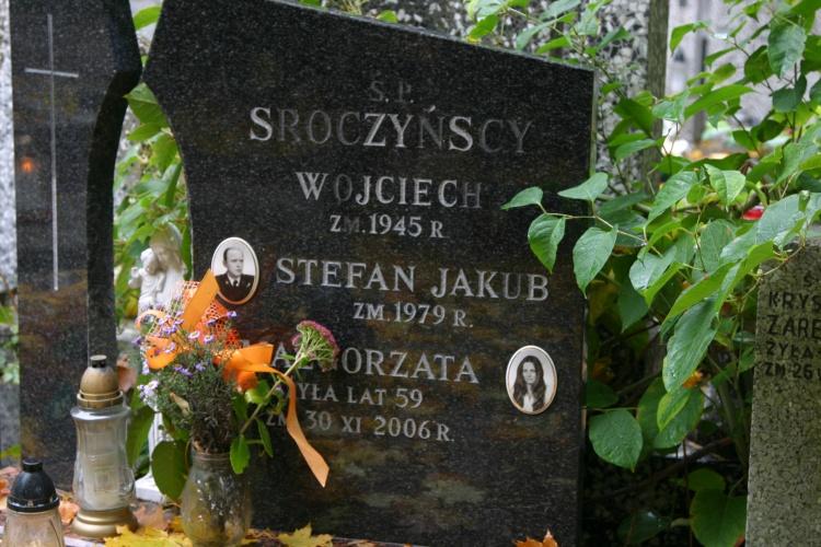 Fot. z archiwum rodzinnego Włodzimierza Sroczyńskiego