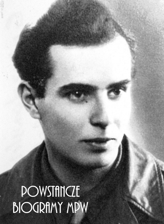 """Adam Cezary Gniazdowski """"Barkas"""". Fot. ze zbiorów Muzeum Powstania Warszawskiego, sygn. P/3956"""
