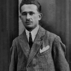 Józef Czajkowski - zdjęcie z 1933 roku