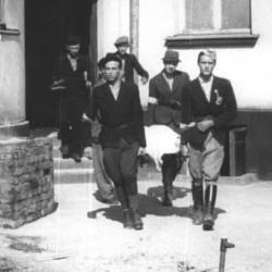 3 sierpnia 1944. Żołnierze dywizjonu