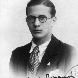 Aleksander Marian Korwin-Szymanowski - zdjęcie z indeksu
