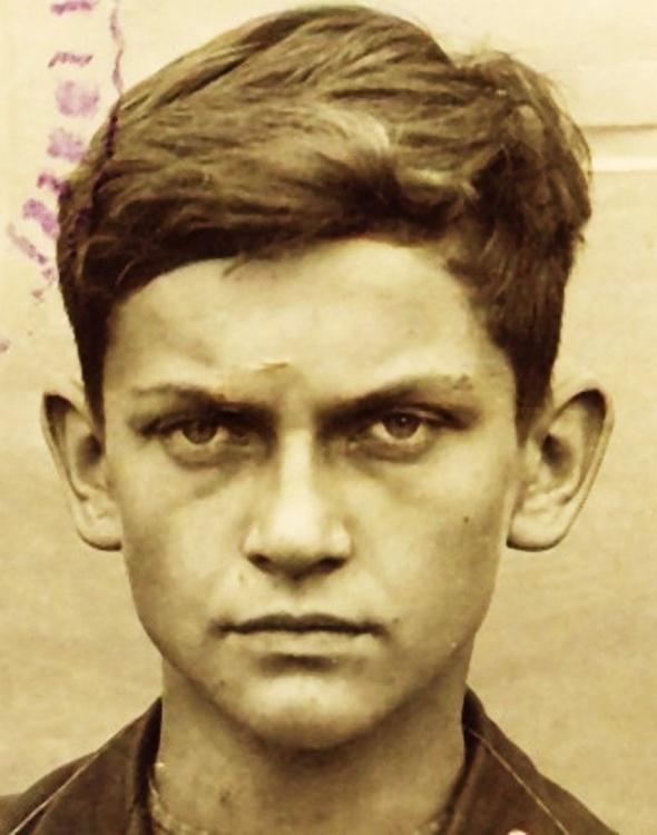 """Andrzej Gładkowski ps. """"Ostoja"""", """"Andrzejek"""""""
