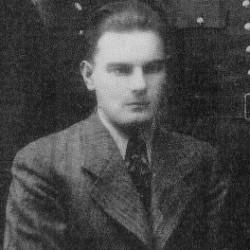 Edward Kaczkowski (1908-1911) Fot. udostępnione przez Jadwigę Kaczkowską
