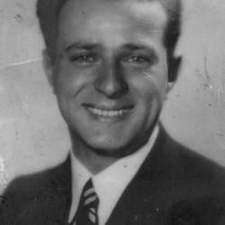 Stanisław Bilewicz. Fot. z archiwum rodzinnego Macieja Bilewicza