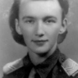 Starszy sierżant Irena Płoska -
