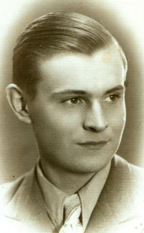 Bronisław Głodkiewicz - 1938. Zdjęcie ze zbiorów Janusza Trylińskiego