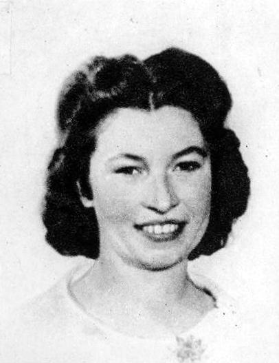 """Sanit. Zofia Drzewica-Wasilewska """"Zoja"""" (1925-1944). Fot. AR MPW"""