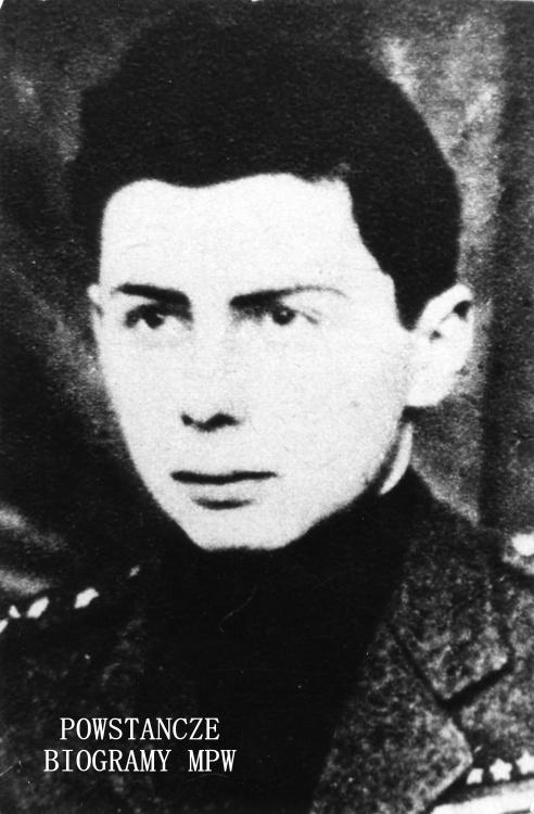 Edwin Gustaw Rozłubirski (1926-1999). Fot. ze zbiorów Muzeum Powstania Warszawskiego, sygn. MPW-IK/3043