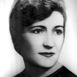 Halina Targowska z domu Krzyżańska ps.